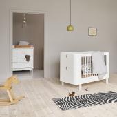 Wood Mini+ basic, hvid (0-9 år)