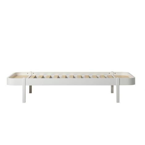 Wood Lounger 90, hvid